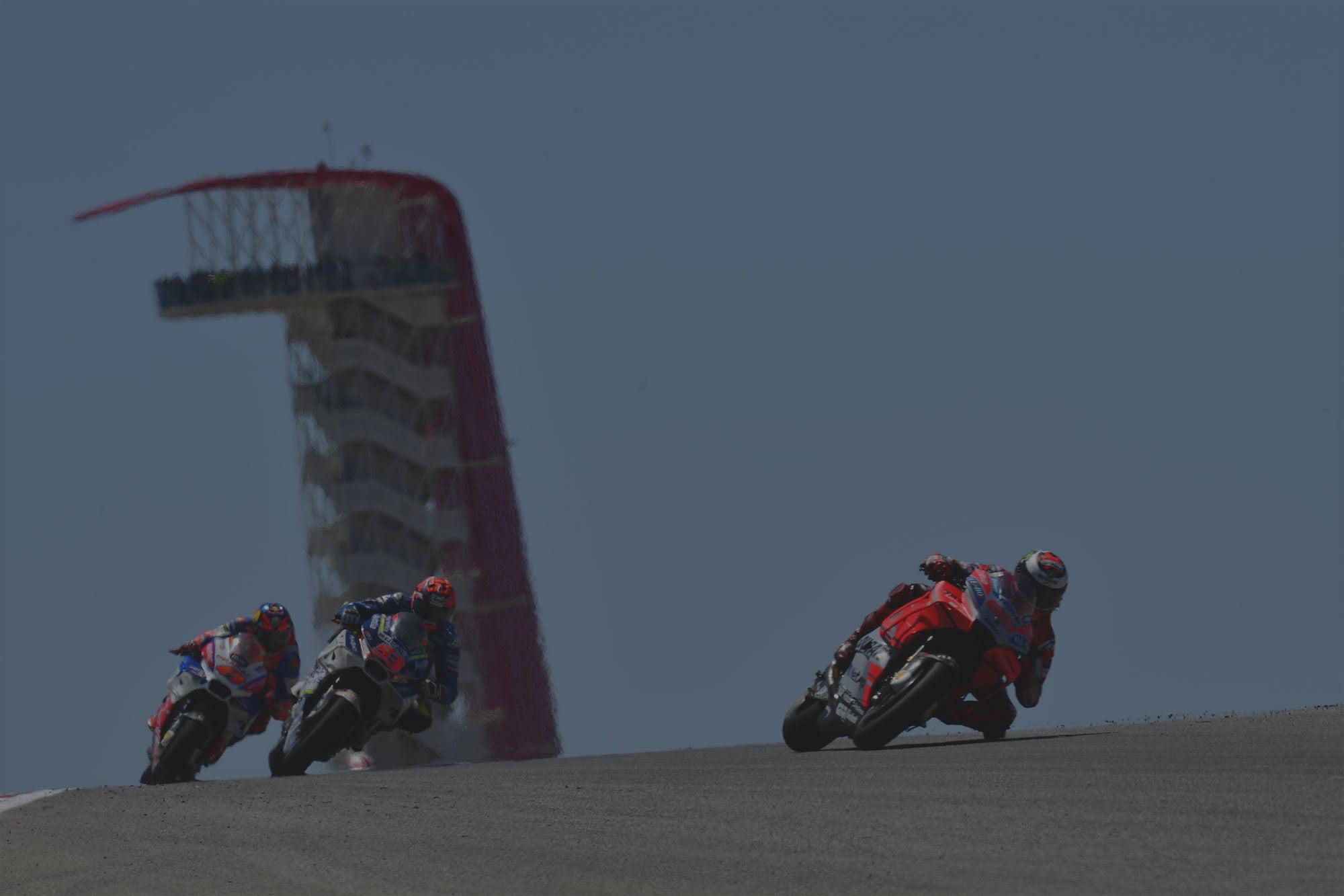 Austin MotoGP Travel Packages