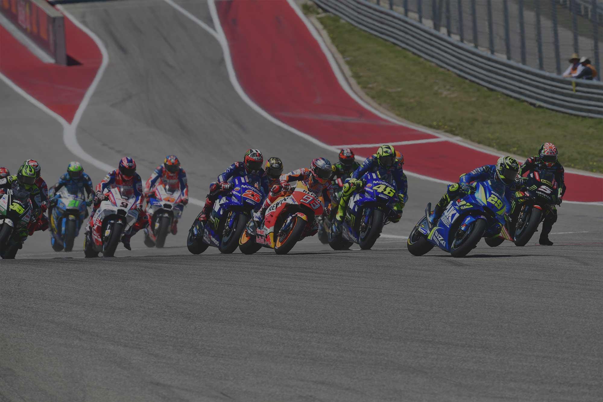 2019 Austin MotoGP Travel Packages
