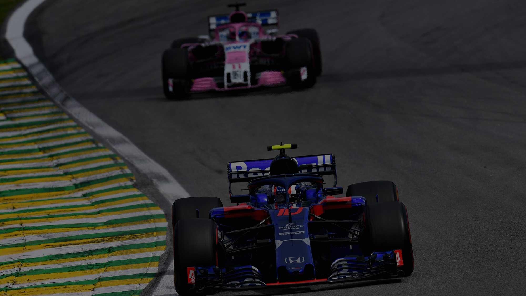 Formula 1 Brazilian Grand Prix Packages