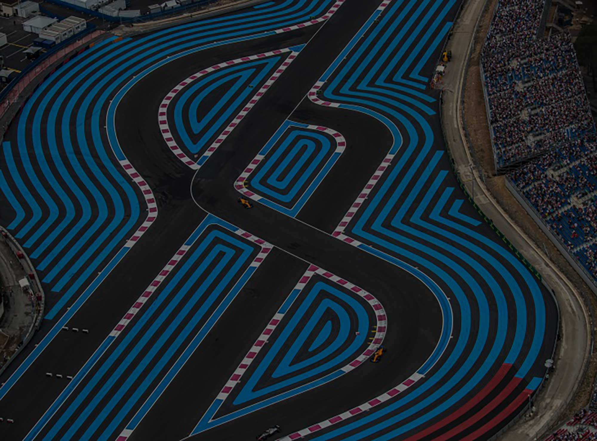 Formula 1 French Grand Prix Packages