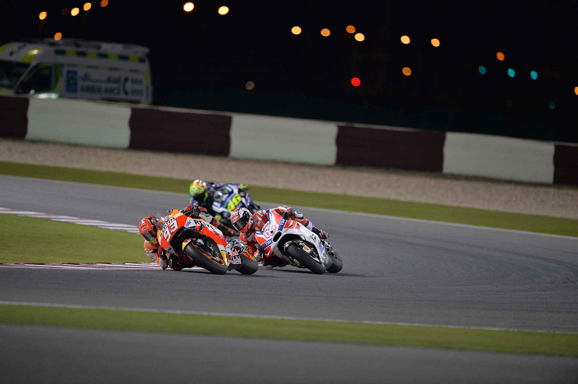 Qatar MotoGP Travel Packages