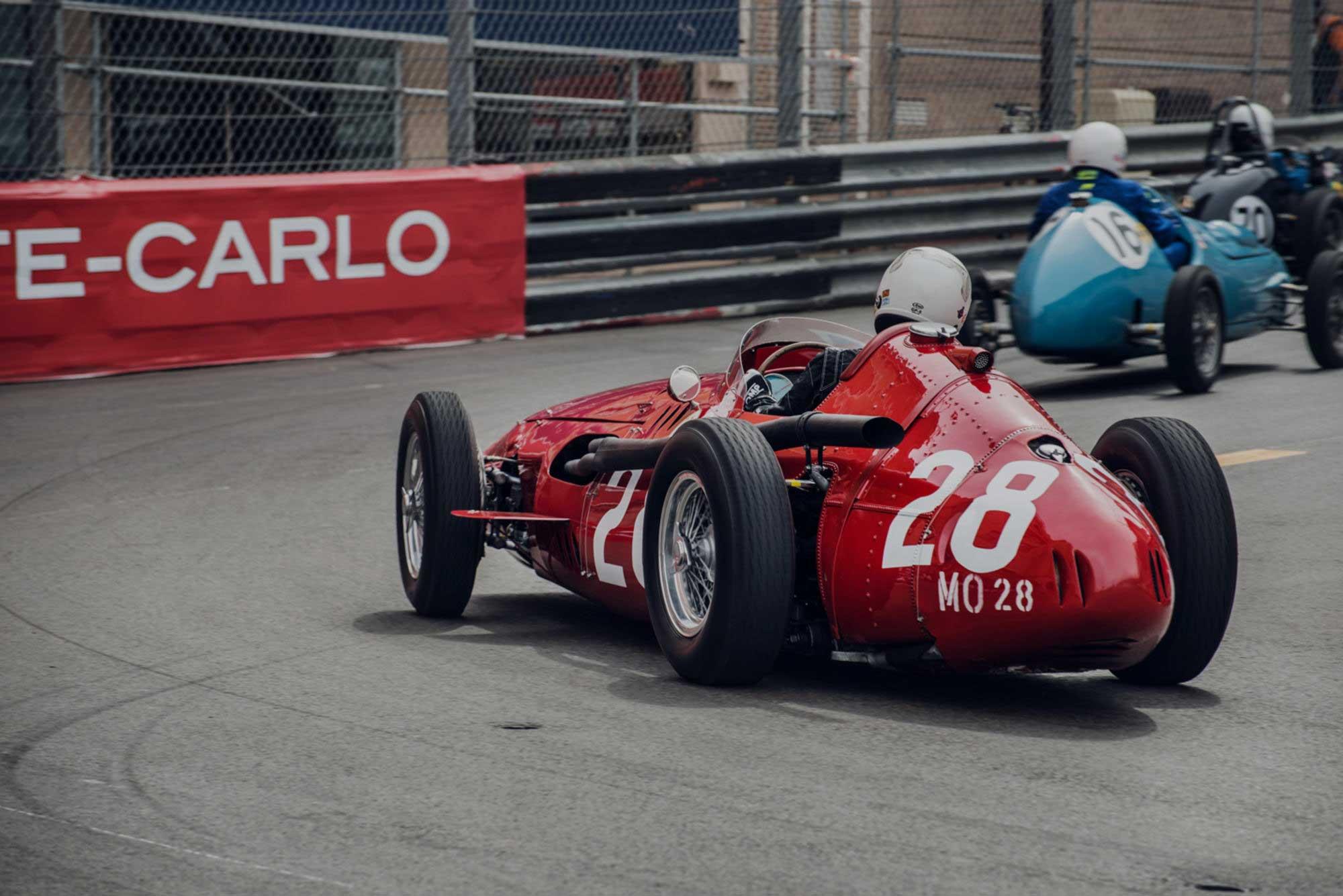 Grand Prix de Monaco Historique Travel Packages
