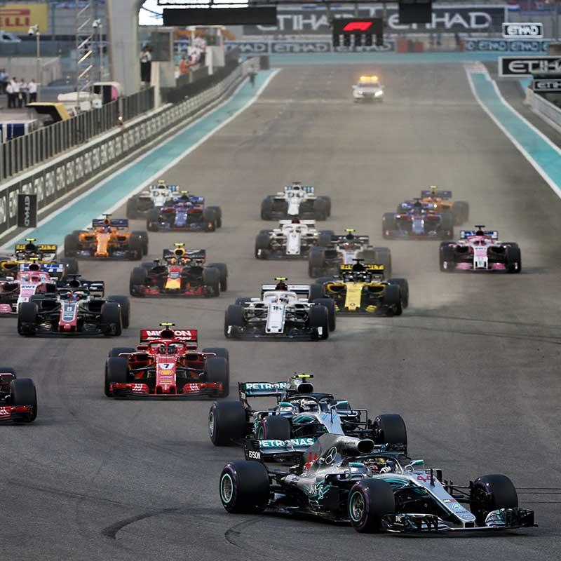 Abu Dhabi Grand Prix Packages
