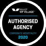 2020 Authorised Agency MotoGP VIP Village