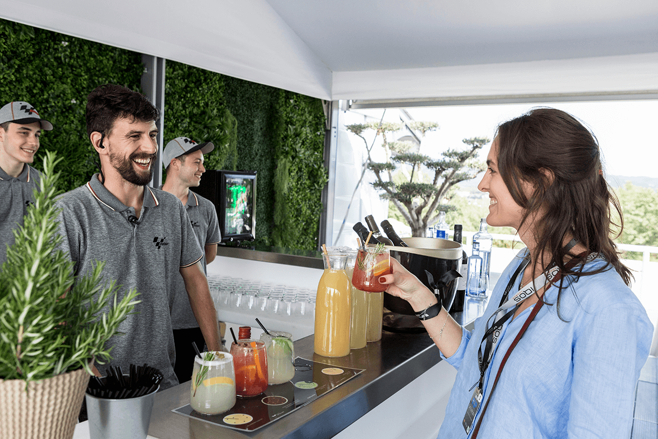 The MotoGP VIP Village Hospitality Experience