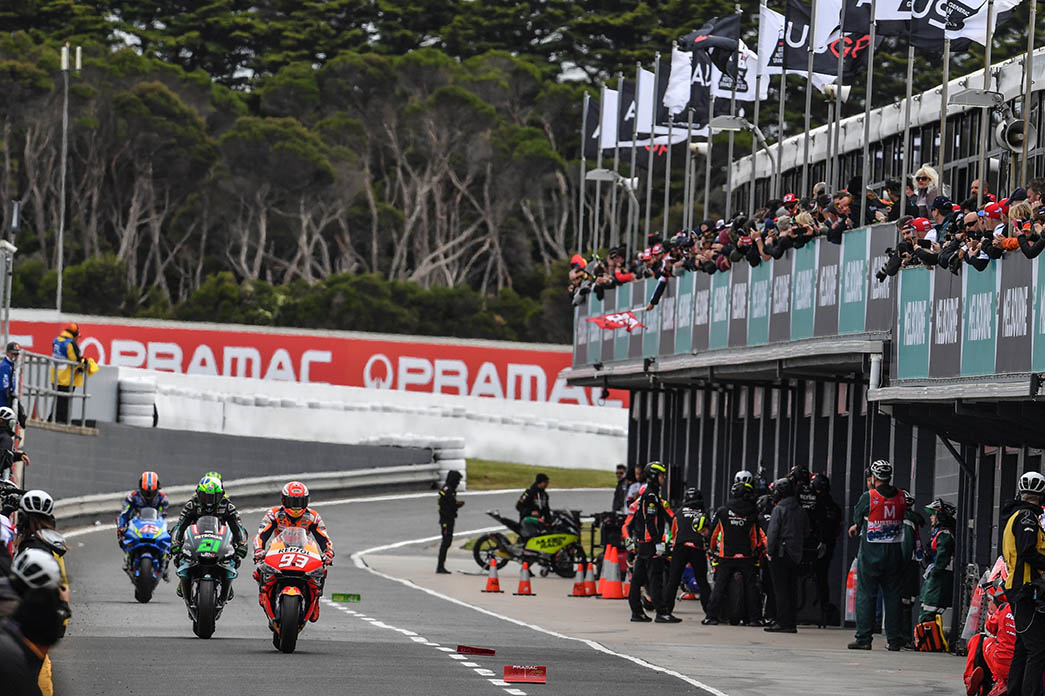 Australia MotoGP VIP Village tickets and packages