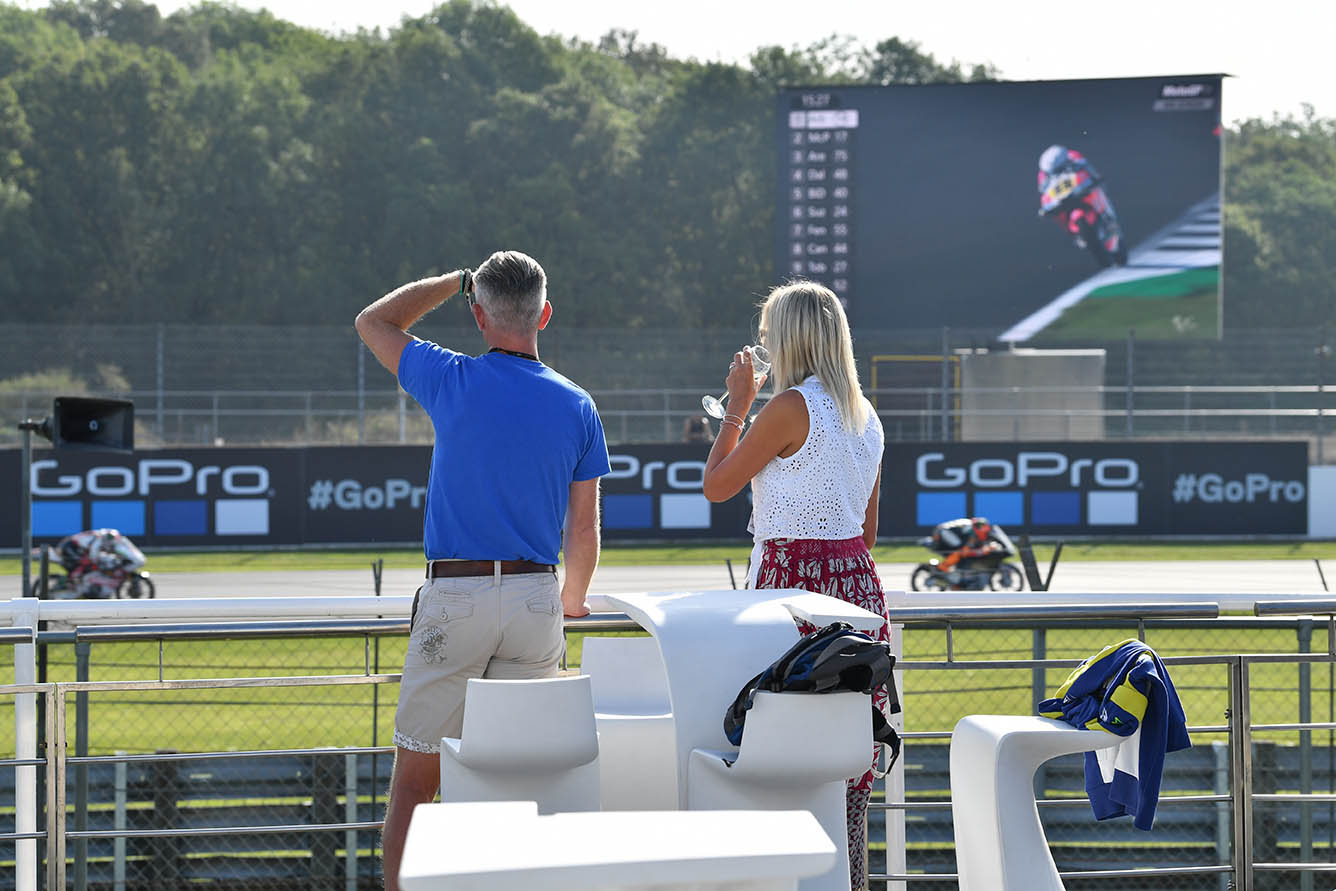 British MotoGP VIP Village tickets and packages
