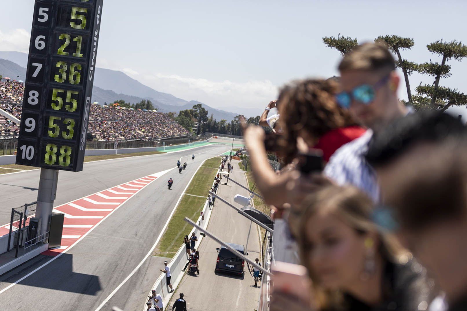 Catalunya MotoGP VIP Village tickets and packages