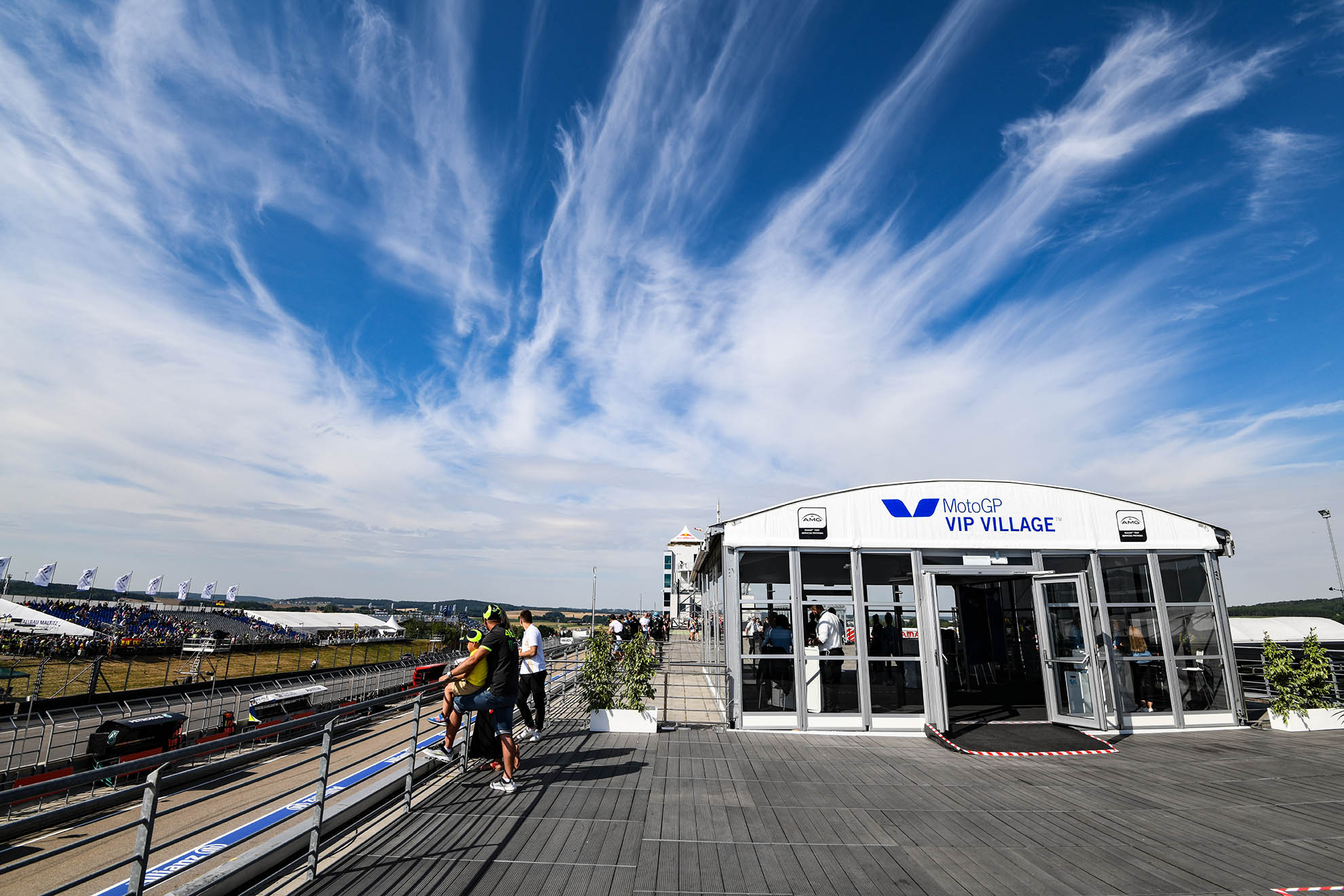 Germany MotoGP VIP Village tickets and packages