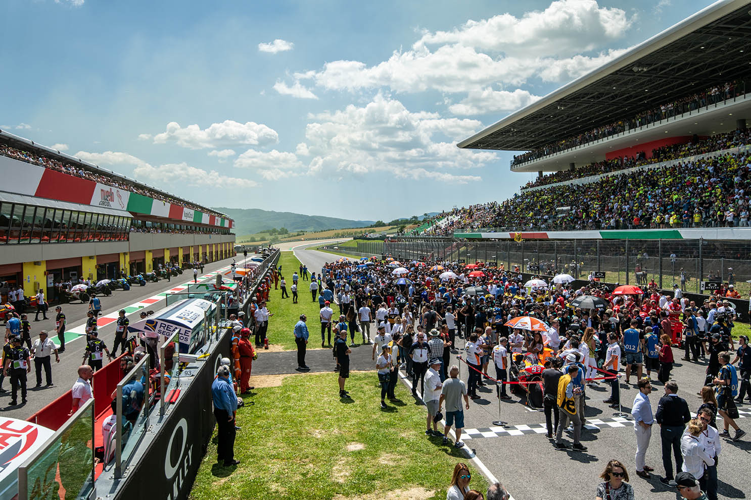 Mugello MotoGP VIP Village tickets and packages