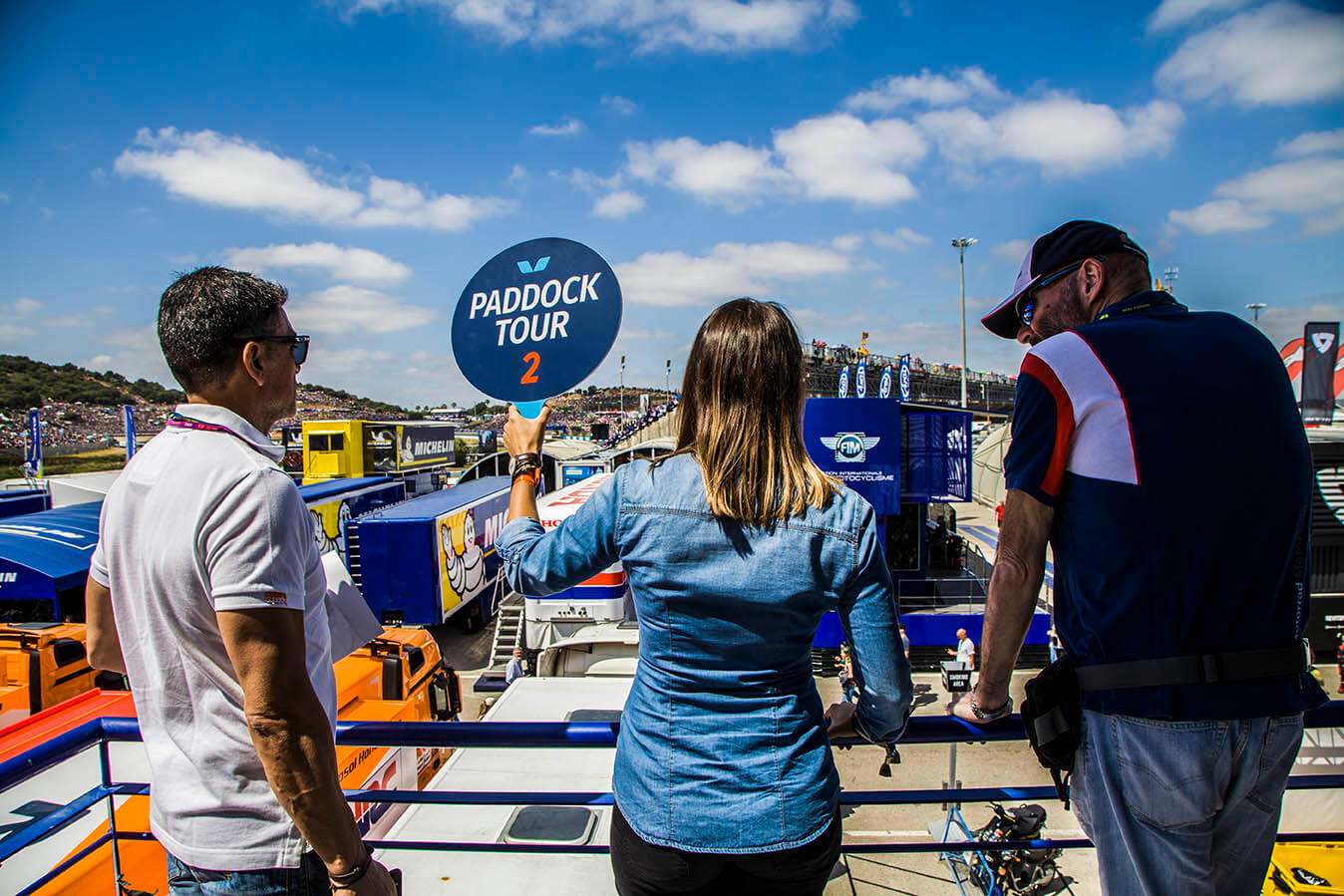 Jerez MotoGP VIP Village tickets and packages