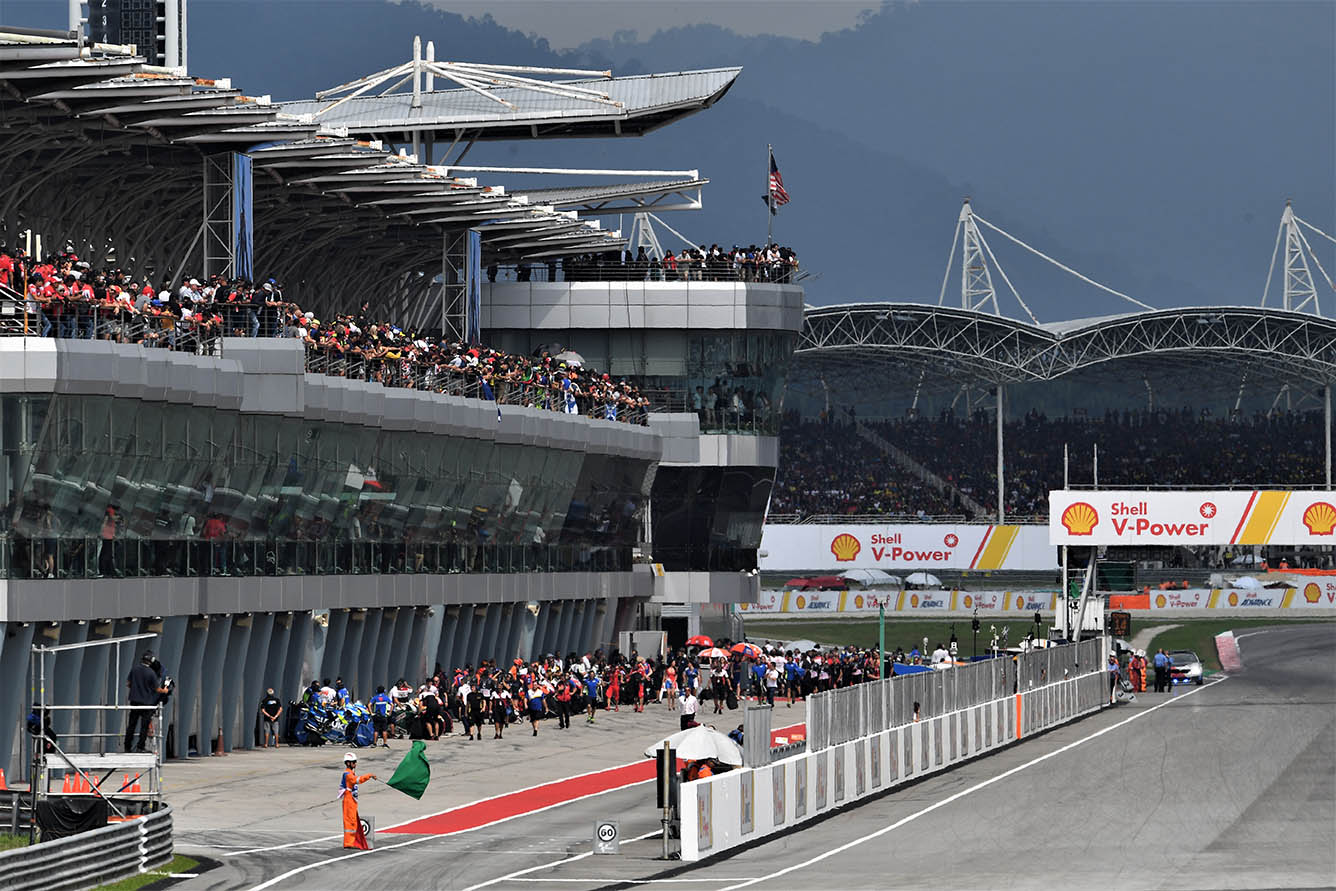 Malaysia MotoGP VIP Village tickets and packages
