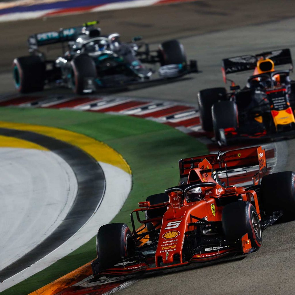 2021 F1 travel packages
