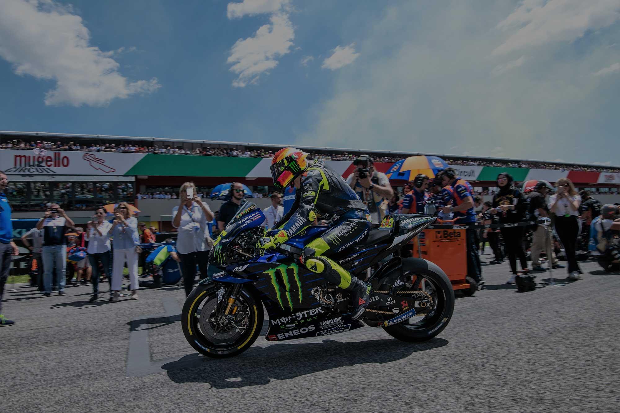 2021 MotoGP Travel packages