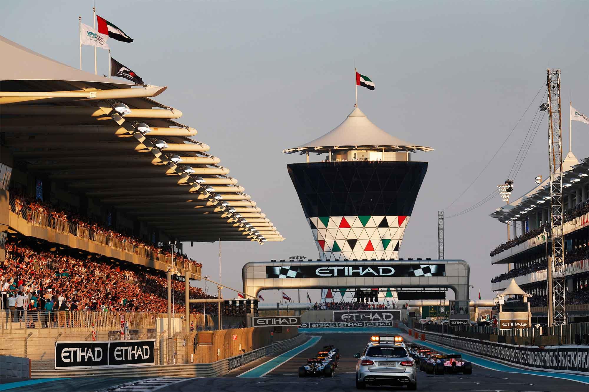 F1 Abu Dhabi Grand Prix Information Guide