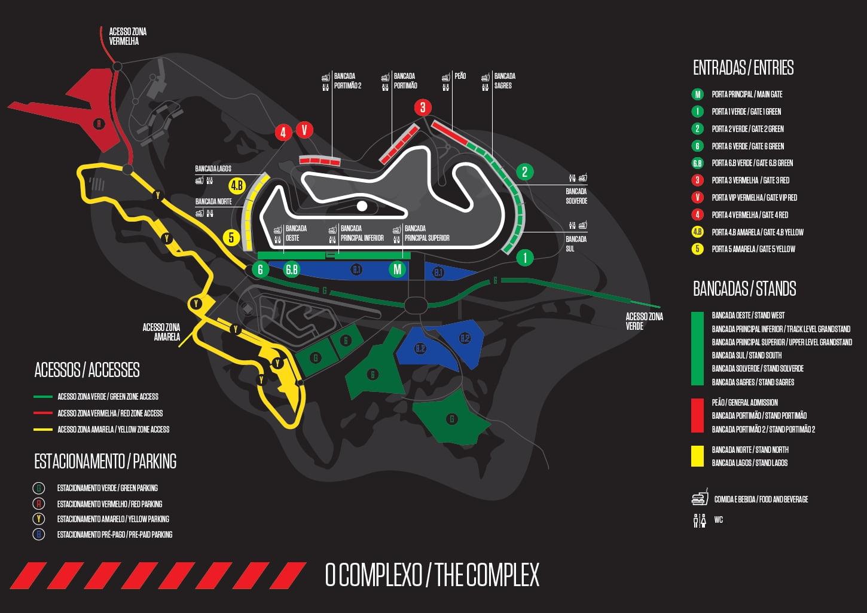 Algarve Circuit Map Formula 1