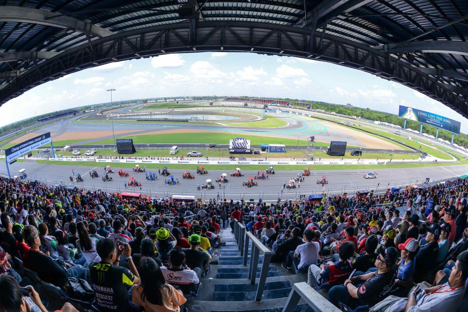 2021 MotoGP Thailand Travel Packages