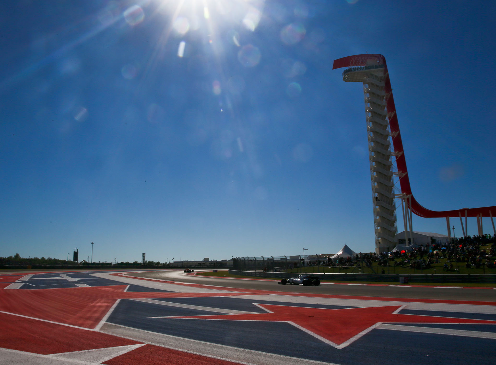 Formula 1 Grand Prix of America Travel Packages