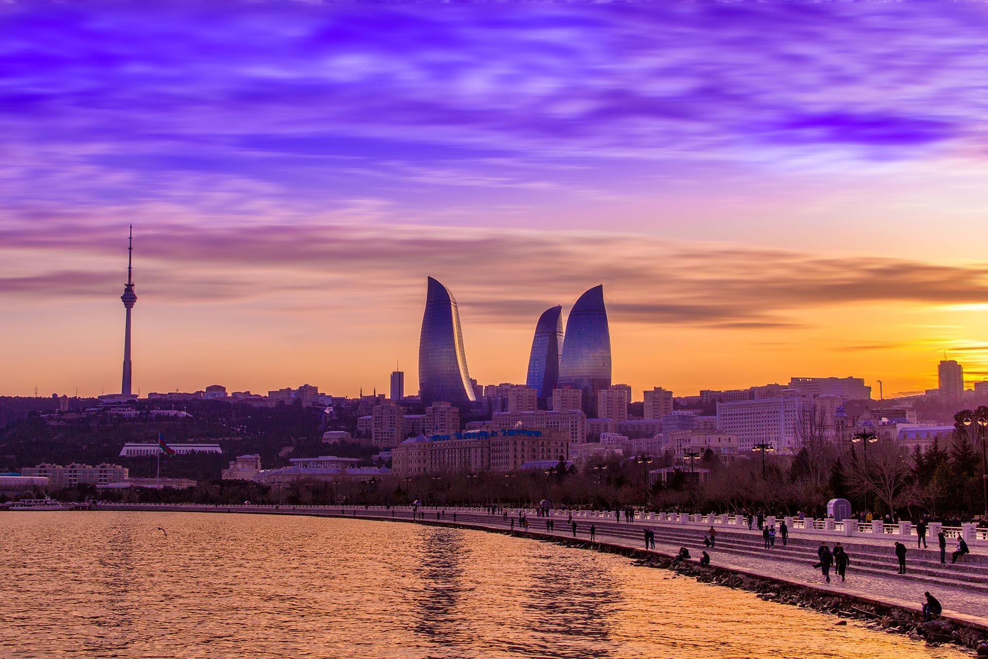 Azerbaijan Grand Prix Travel Packages