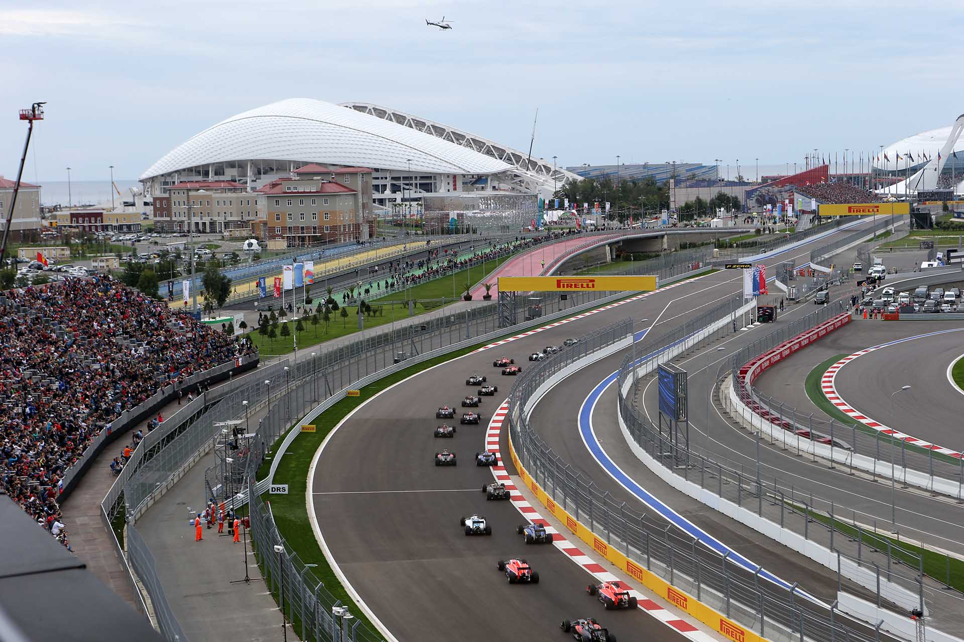 F1 Russian Grand Prix Travel Packages