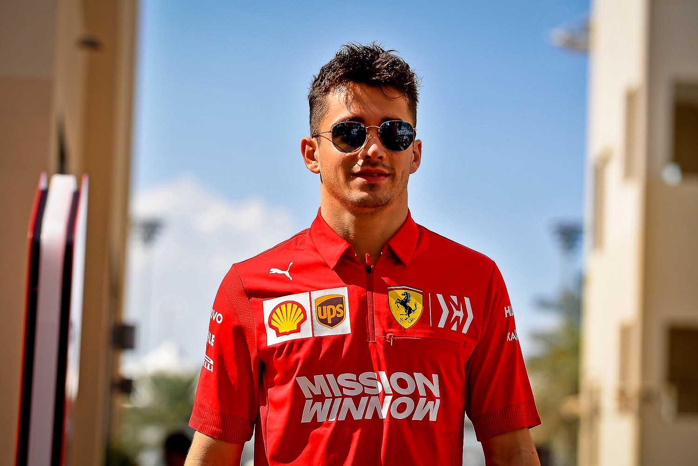 Charles Leclerc Monaco Grand Prix Package