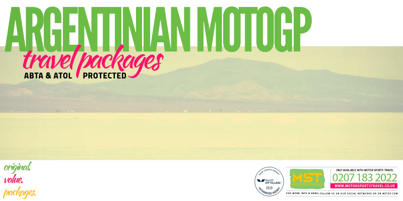 2019 Argentina MotoGP Travel Packages