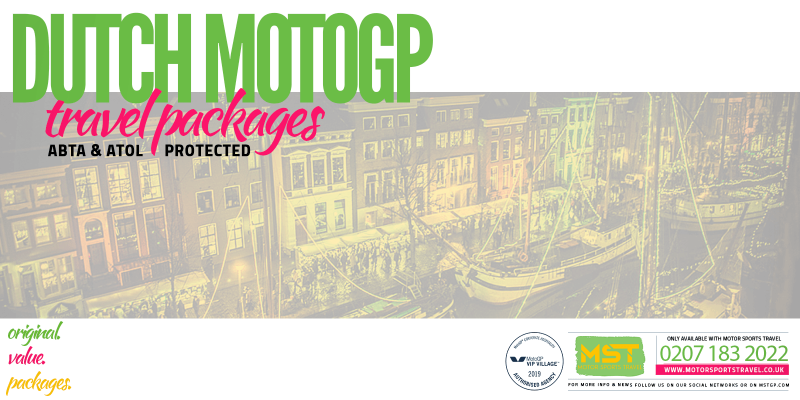 2019 Assen MotoGP Travel Packages