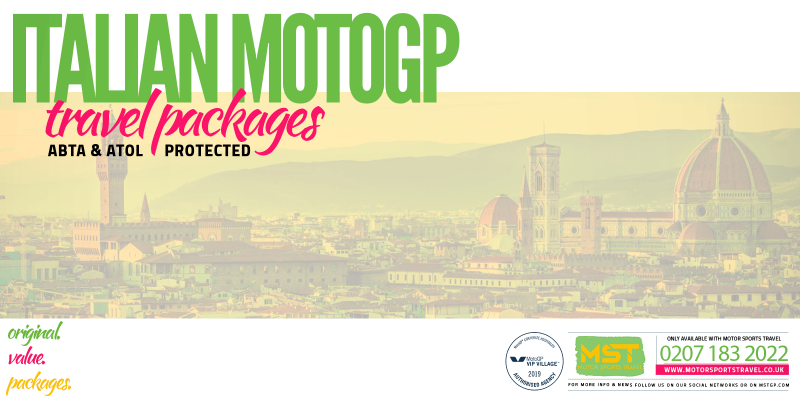2019 Italian MotoGP Travel Packages