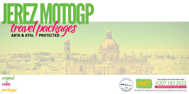 2019 Jerez MotoGP Travel Packages