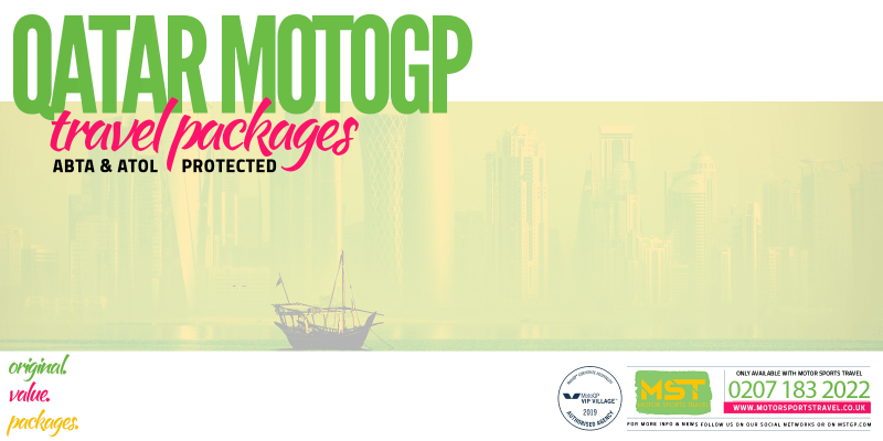2019 Qatar MotoGP Travel Packages