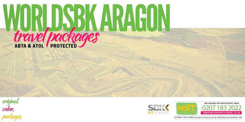 WorldSBK Aragon Travel Packages
