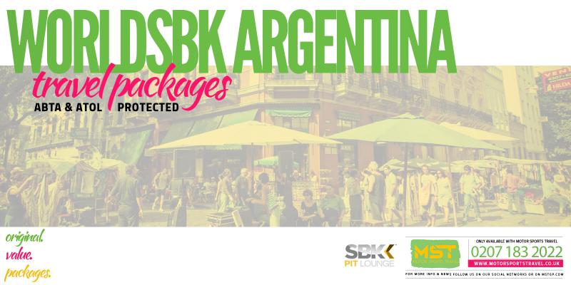 WorldSBK Argentina Travel Packages