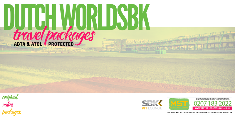 WorldSBK Assen Travel Packages