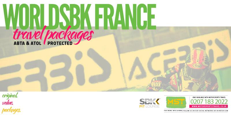 WorldSBK France Travel Packages