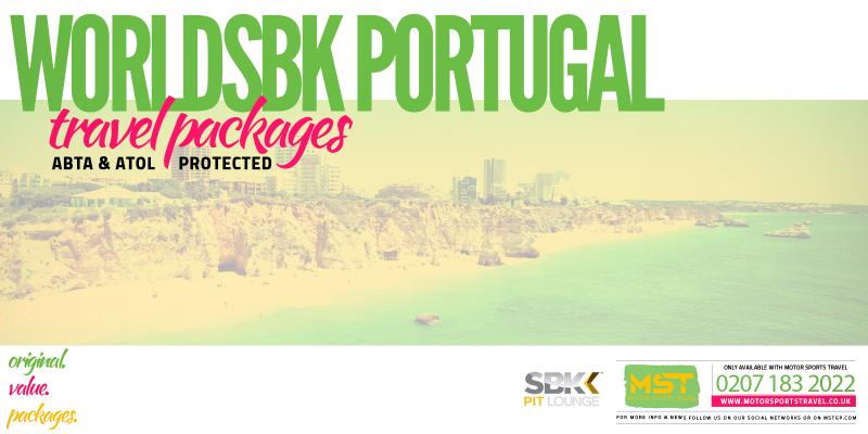 WorldSBK Portugal Travel Packages