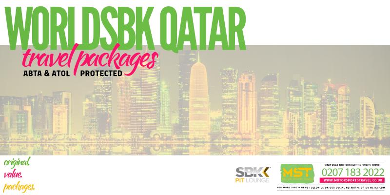 WorldSBK Qatar Travel Packages