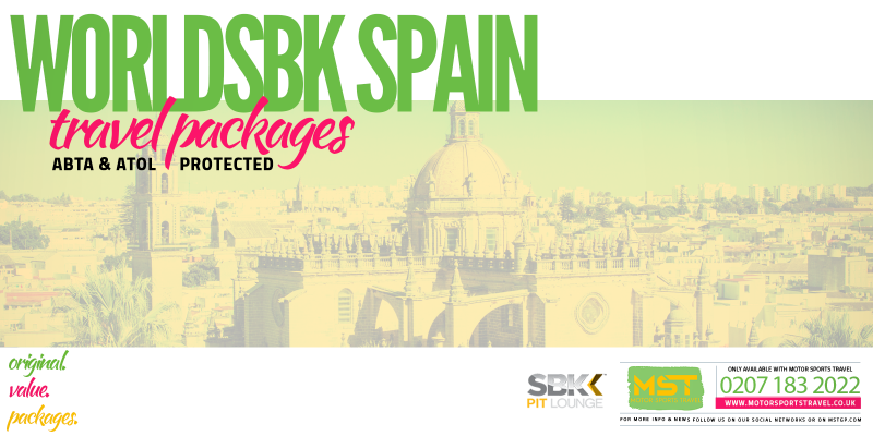 WorldSBK Spain Travel Packages