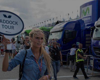MotoGP VIP Village Paddock Tour